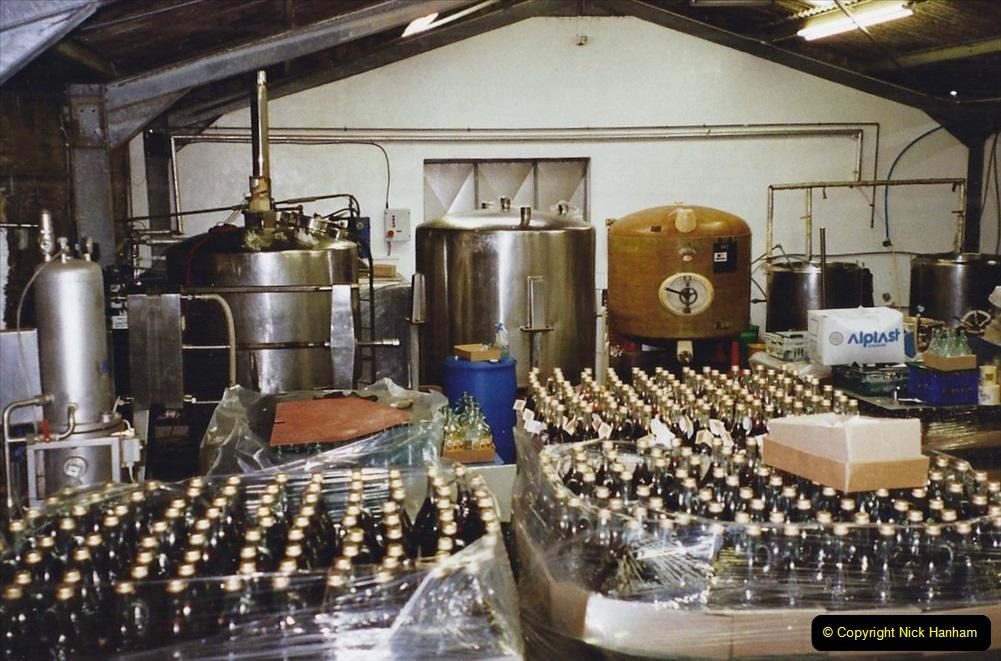2003 June - Devon & Cornwall. (53) Cornish Cider Farm. 53