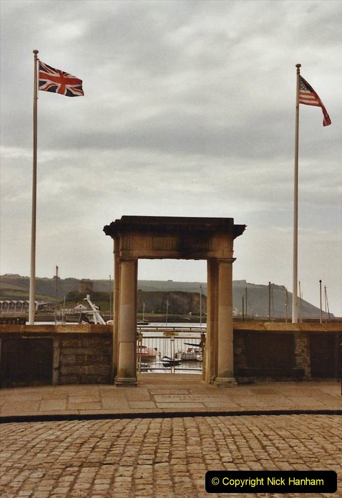 2003 June - Devon & Cornwall. (7) Plymouth. 07