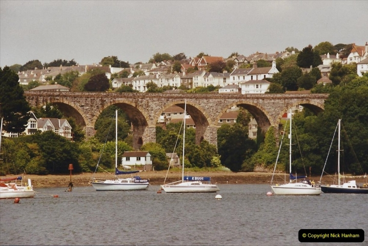 2003 June - Devon & Cornwall. (11) Royal Albert Bridge altash. 11