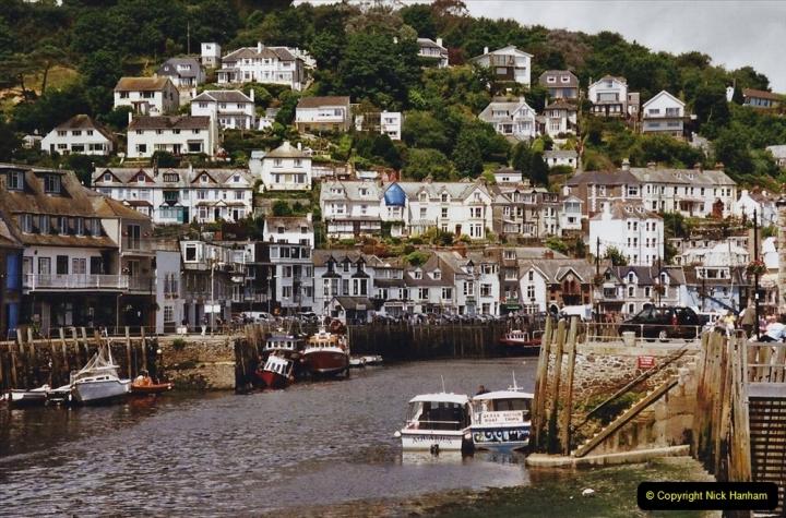 2003 June - Devon & Cornwall. (23) Looe. 23