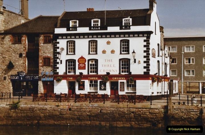 2003 June - Devon & Cornwall. (3) Plymouth. 03