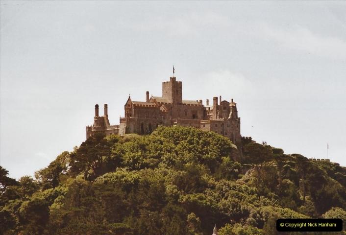 2003 June - Devon & Cornwall. (30) St. Michael's Mount. 30