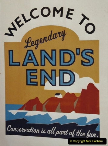 2003 June - Devon & Cornwall. (32) Lands End. 32