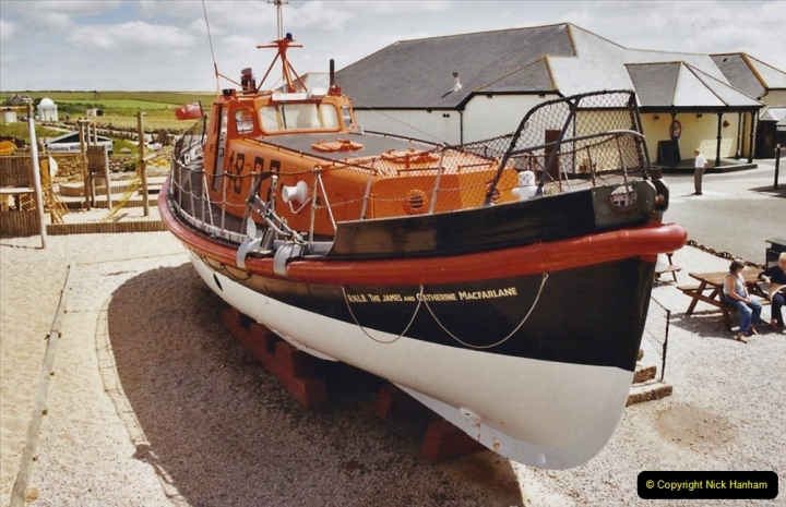 2003 June - Devon & Cornwall. (44) Lands End. 44