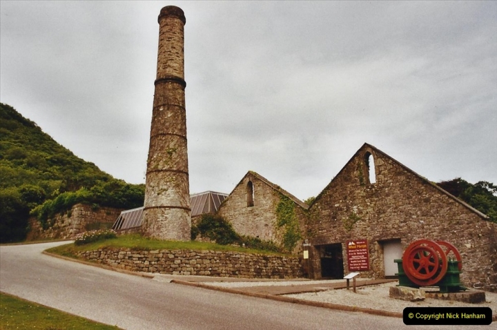 2003 June - Devon & Cornwall. (47) Wheal Martyn China Clay Museum. 47