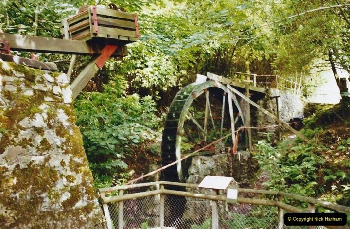 2003 June - Devon & Cornwall. (49) Wheal Martyn China Clay Museum. 49