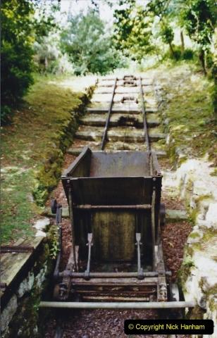 2003 June - Devon & Cornwall. (51) Wheal Martyn China Clay Museum. 51
