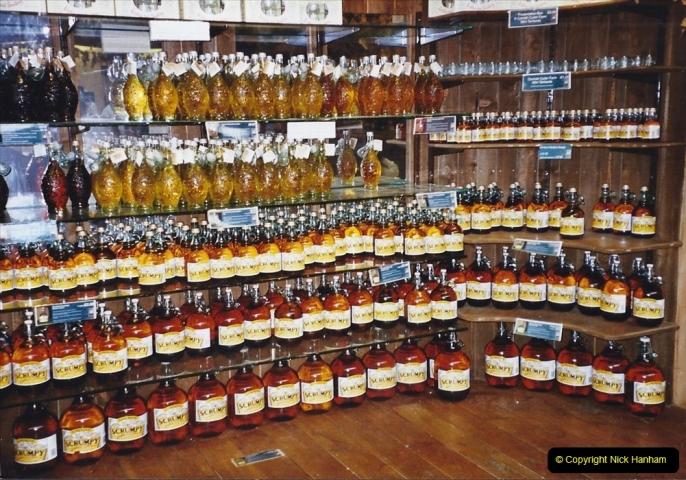 2003 June - Devon & Cornwall. (57) Cornish Cider Farm. 57