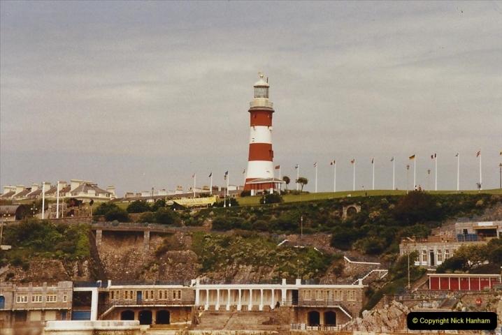 2003 June - Devon & Cornwall. (9) Plymouth. 09