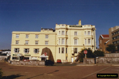 2003 June - Devon & Cornwall. (1) Plymouth. 01