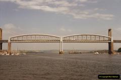 2003 June - Devon & Cornwall. (10) Royal Albert Bridge altash. 10
