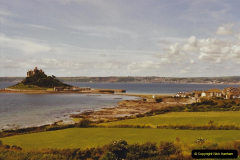 2003 June - Devon & Cornwall. (26) St. Michael's Mount. 26
