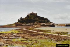 2003 June - Devon & Cornwall. (29) St. Michael's Mount. 29