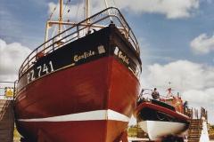 2003 June - Devon & Cornwall. (43) Lands End. 43