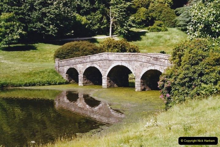 2003 June -  Stourhead (NT) Somereset. (30)