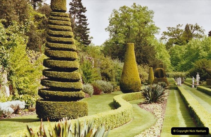 2003 Miscellaneous. (145) Cliveden House (NT) near Cookham, Berkshire.