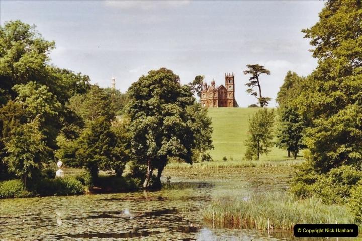 2003 Miscellaneous. (213) Stowe House (NT) buckinghamshire.