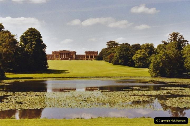 2003 Miscellaneous. (214) Stowe House (NT) buckinghamshire.