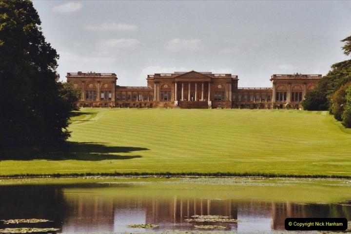 2003 Miscellaneous. (215) Stowe House (NT) buckinghamshire.