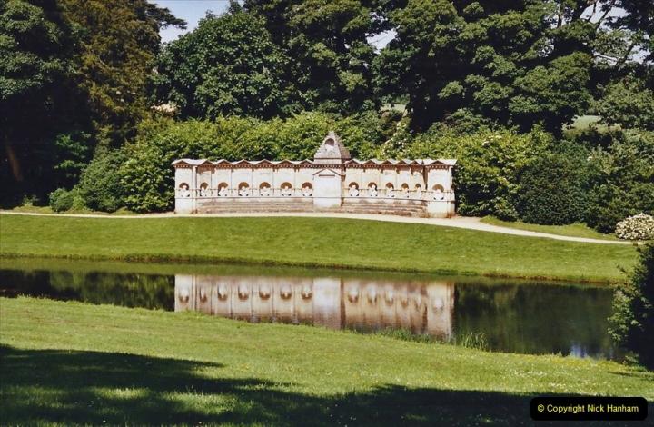 2003 Miscellaneous. (218) Stowe House (NT) buckinghamshire.