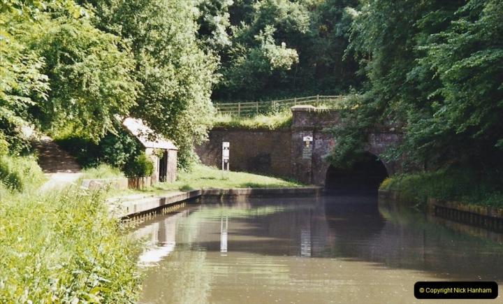 2003 Miscellaneous. (257) The Grand Union Canal near Northampton, Northamptonshire.