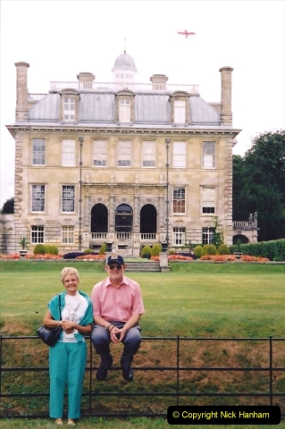 2003 Miscellaneous. (337) Your Host  Wife at Kingston Lacy (NT) Near Wimborne, Dorset.