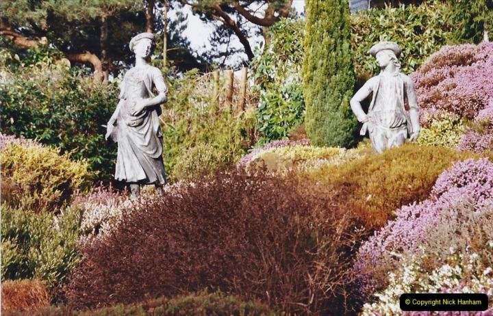 2003 Miscellaneous. (35) Compton Acres Gardens, Poole, Dorset.