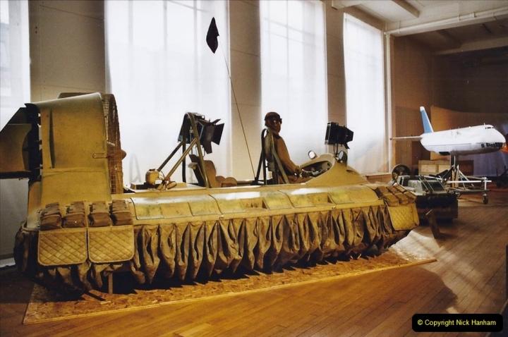 2003 Miscellaneous. (76) James Bond 007 Exhibition at the Science Museum London.