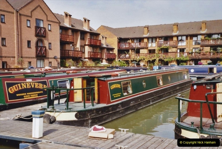 2003 September - (3) The Kennet & Avon Canal Trowbridge to Bath and return to Trowbridge with friends. 03