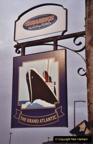 2004 January - Weston Super Mare Holiday. (2)
