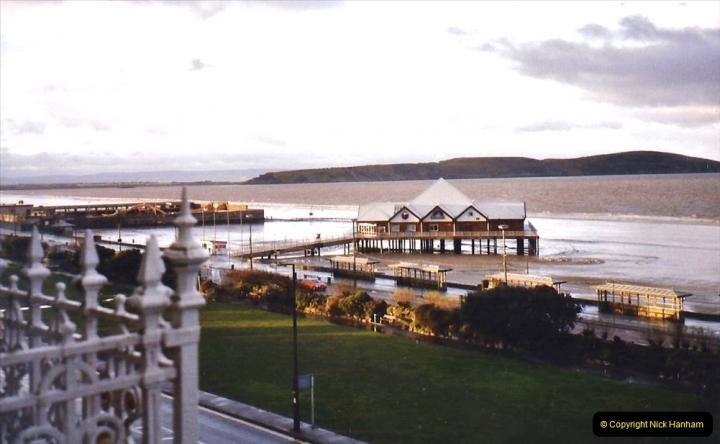 2004 January - Weston Super Mare Holiday. (34)