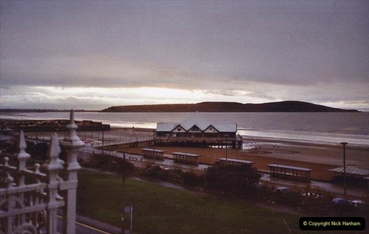 2004 January - Weston Super Mare Holiday. (5)