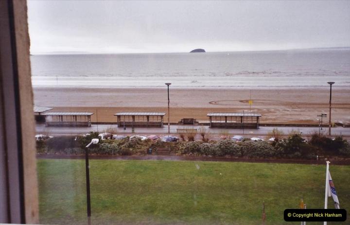 2004 January - Weston Super Mare Holiday. (6)