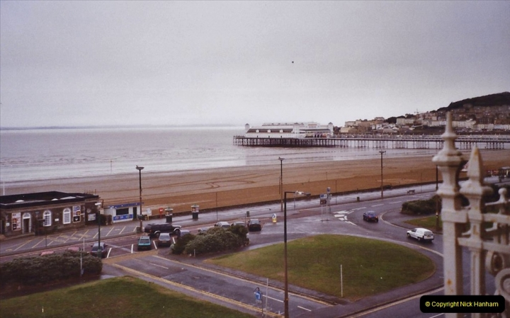 2004 January - Weston Super Mare Holiday. (7)