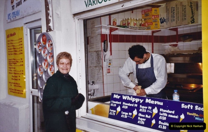 2004 January - Weston Super Mare Holiday. (9)