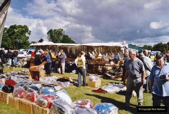 2004 June - VMCC Banbury Run.  (2)
