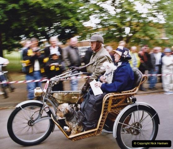 2004 June - VMCC Banbury Run.  (21)
