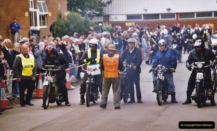 2004 June - VMCC Banbury Run.  (25)