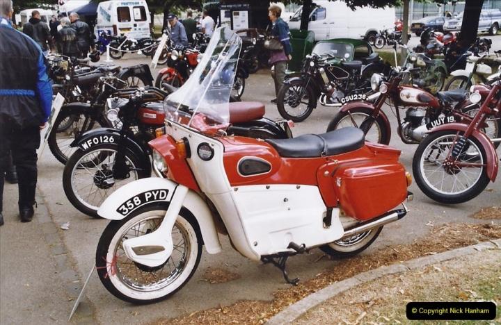 2004 June - VMCC Banbury Run.  (27)