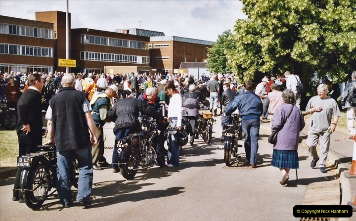 2004 June - VMCC Banbury Run.  (3)