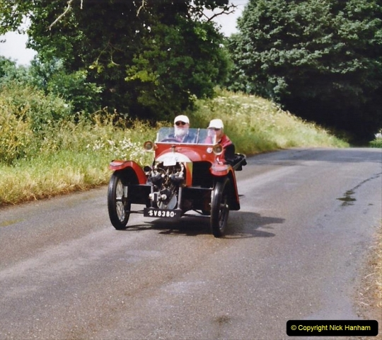 2004 June - VMCC Banbury Run.  (40)