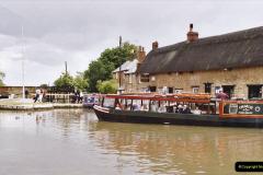 2004 June - The Grand Union Canal Blisworth,  Northampton, Noprthamptonshire.  (1)