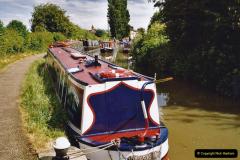 2004 June - The Grand Union Canal Blisworth,  Northampton, Noprthamptonshire.  (10)