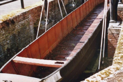 2004 June - The Grand Union Canal Blisworth,  Northampton, Noprthamptonshire.  (4)