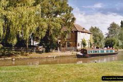 2004 June - The Grand Union Canal Blisworth,  Northampton, Noprthamptonshire.  (6)