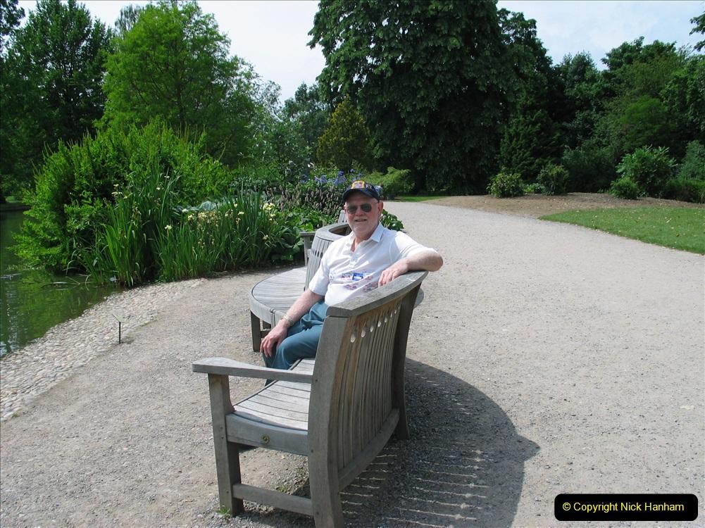 Retrospective 2004 June - RHS Wisley group visit. (15) 01