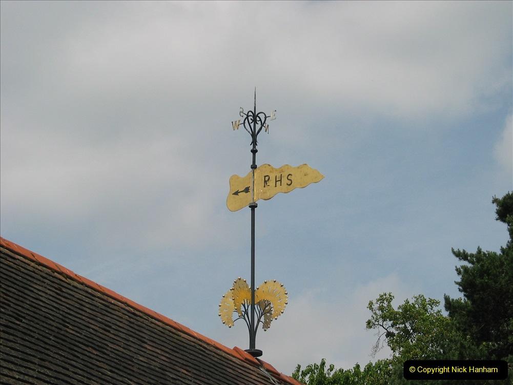 Retrospective 2004 June - RHS Wisley group visit. (4) 01