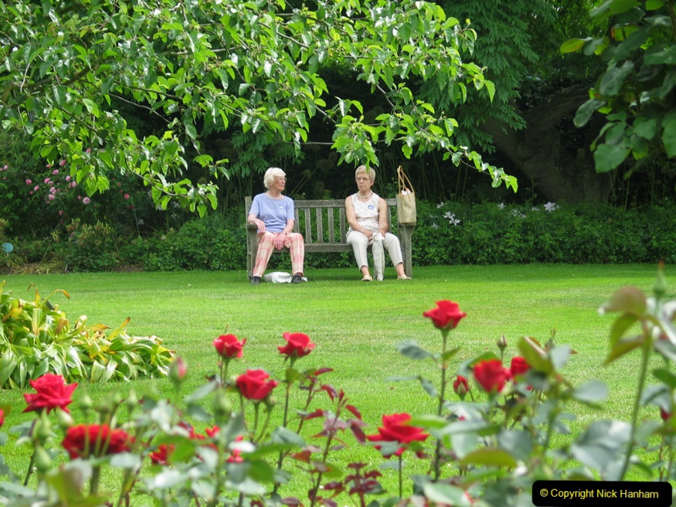 Retrospective 2004 June - RHS Wisley group visit. (65) 01