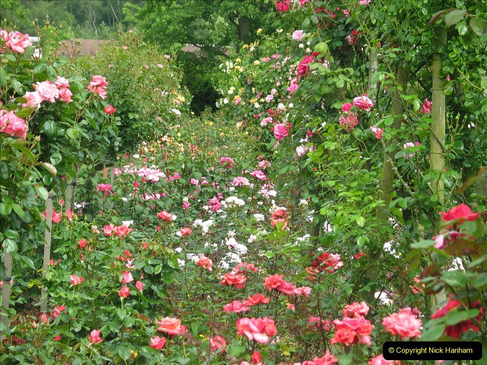 Retrospective 2004 June - RHS Wisley group visit. (66) 01
