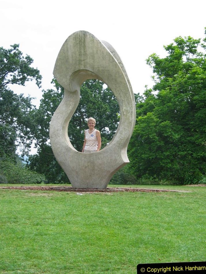 Retrospective 2004 June - RHS Wisley group visit. (71) 01